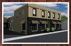 3D Rendering - Commercial Space Rental_e