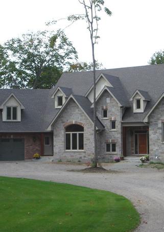Shoreview Custom Home