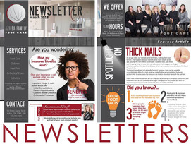 Azilda Family Foot Clinic Newsletter