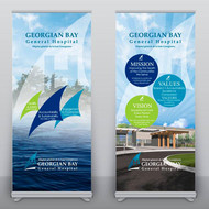 Georgian Bay General Hospital Banner Des