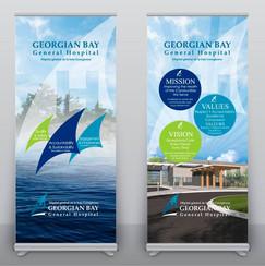 Georgian Bay General Hospital Banner Des