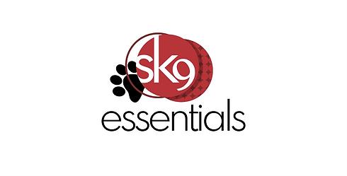 Safe K9 Essentials Logo.