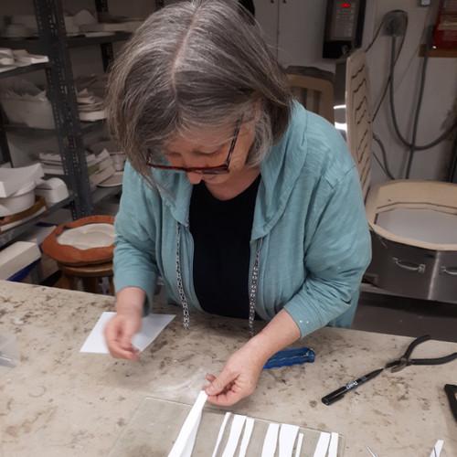 Fused Glass Standing Art Workshop