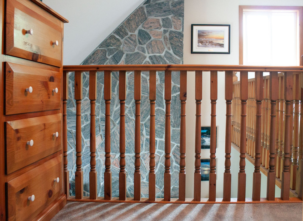 Custom Interior Railing