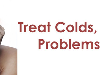 Treat Colds, Flu and Sinus Problems, Naturally