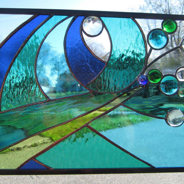 Huronia Art Glass Stained Glass