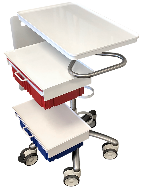 MOBILE TRIAGE/ RAPID RESPONSE CART