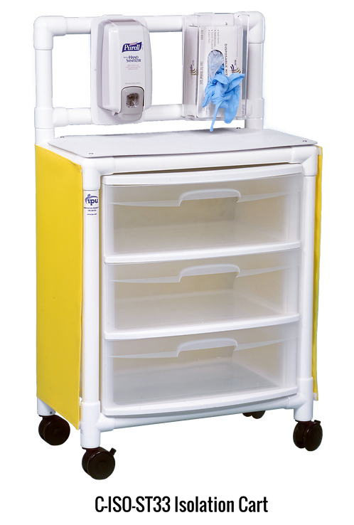 ISO-ST33 ISOLATION CART