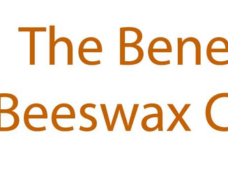 The Benefits of Beeswax Candles