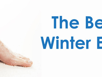 The Benefits of Winter Exfoliation