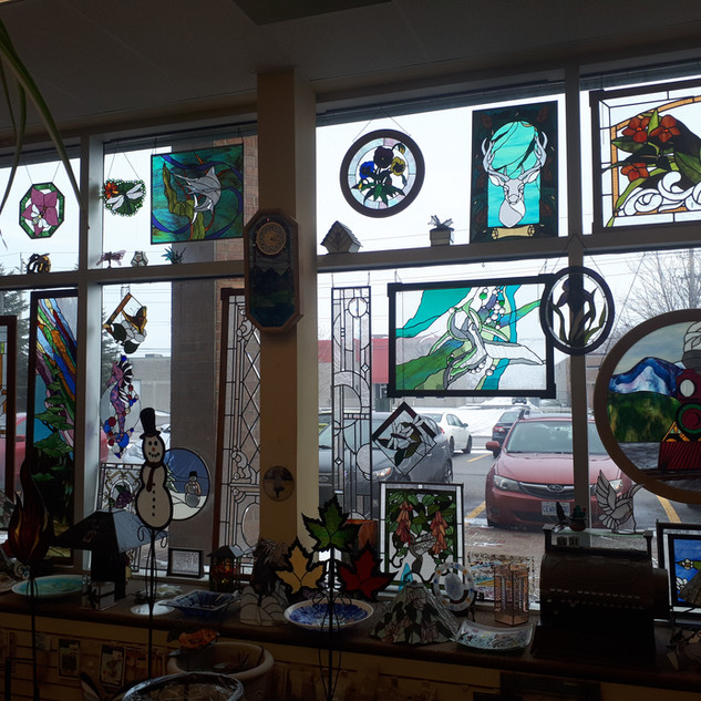 Huronia Art Glass Shop