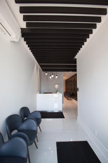 Waiting Room Entryway