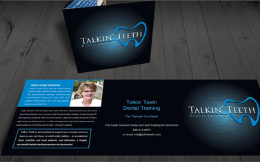 Willow Graphix & CO Dental Brochure Desi
