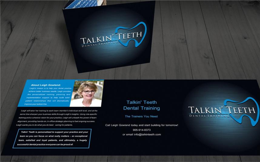Willow Graphix & CO Dental Brochure Desi