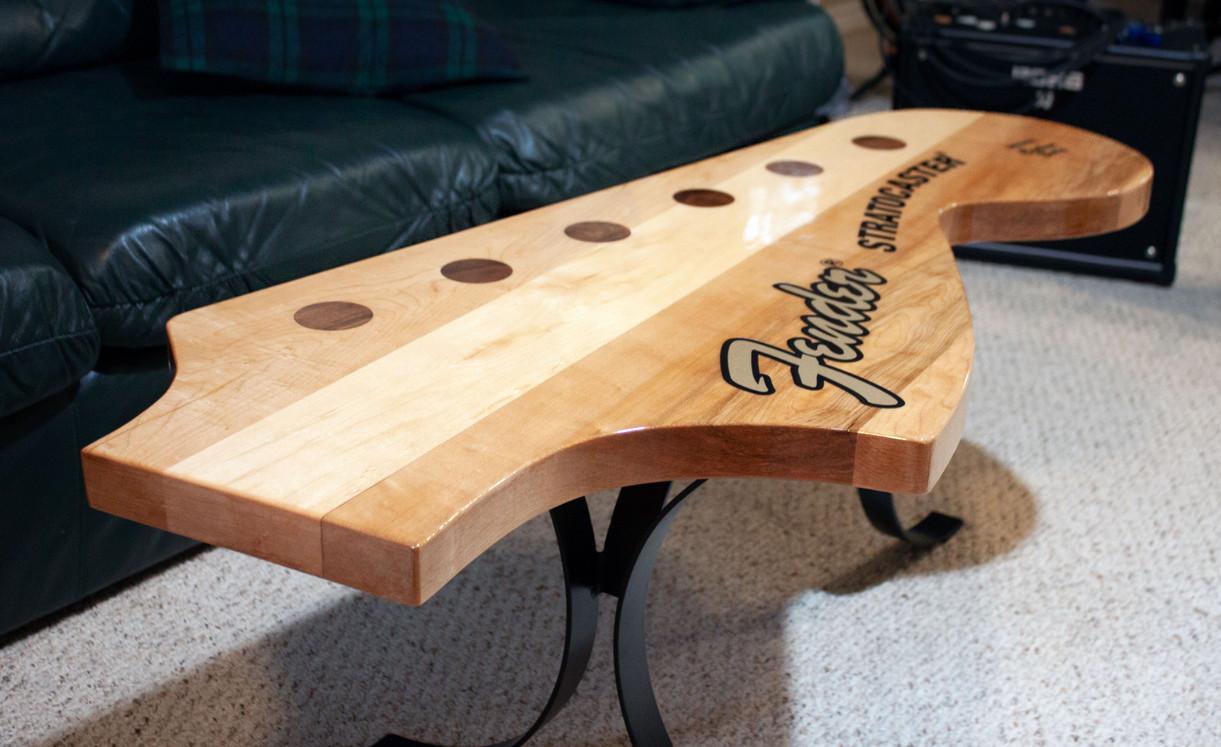 Custom Guitar Tabletop