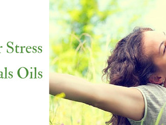 Relieve Your Stress with Essentials Oils