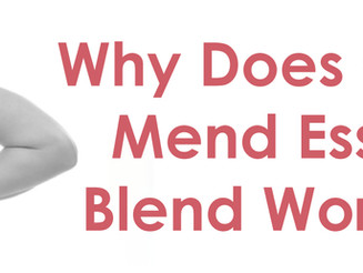 Why Does Our Muscle Mend Essential Oil Blend Work So Well?