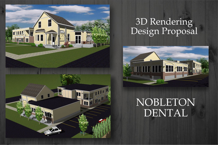 Willow Graphix & Co Dental Office Design
