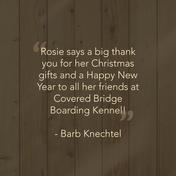 Barb K. Testimonial