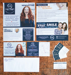 North Toronto Dental Centre Branding - W