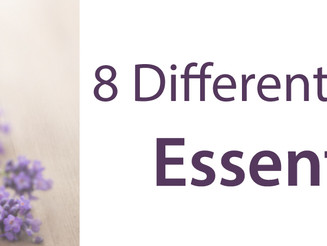 Eight Different Ways to Use Essential Oils