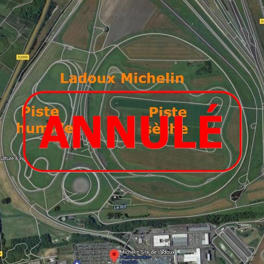 ANNULÉ - DD Cup sur les pistes Michelin à Clermont-Ferrand (extra date)