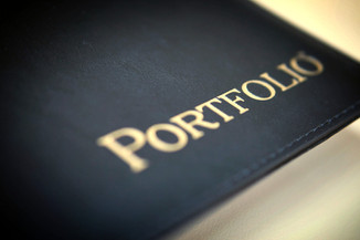 Why should you use a portfolio instead of a cover letter?