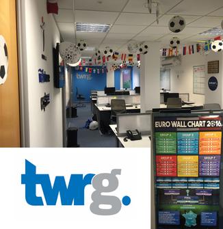 Euros 2016 at TWRG
