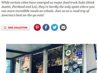 Hero Or Villain: Food Network's Top 25 Food Truck in America