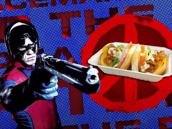 Peacemaker Sandwich: Origin Story