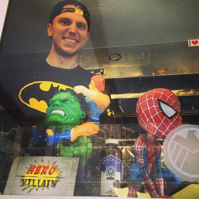 Hero Or Villain Food Truck