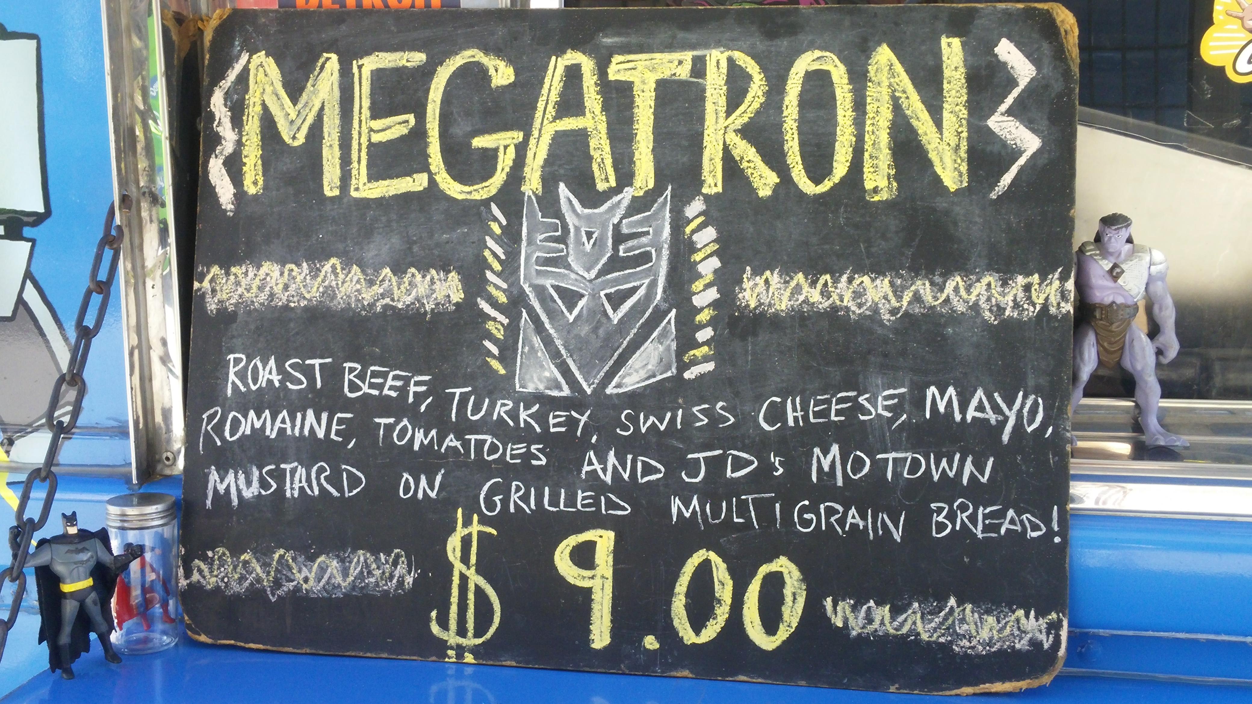 Megatron Special
