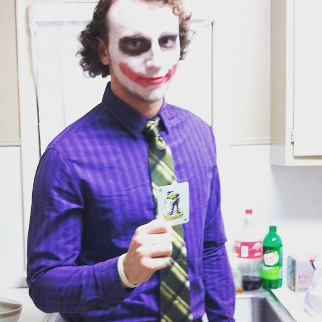 Richard Zemola as Joker