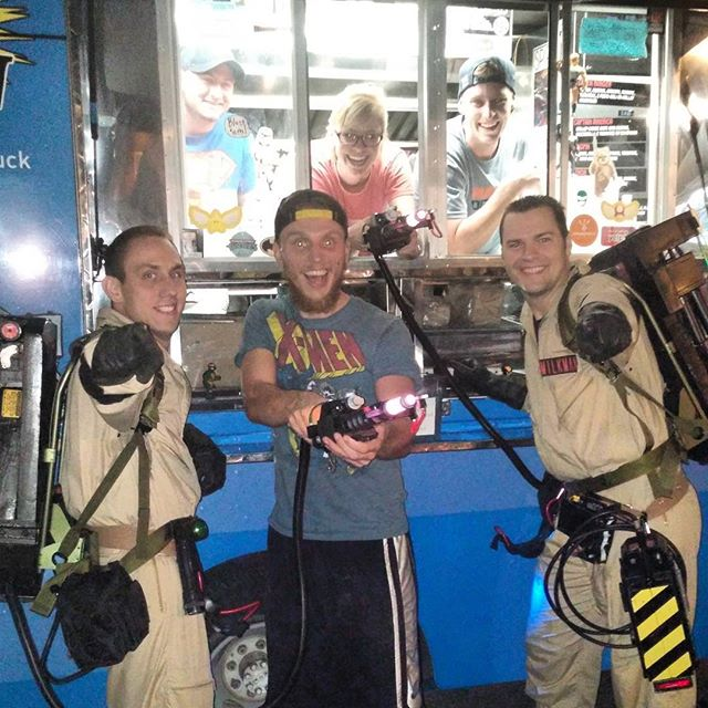 Ghostbusters at DIY Ferndale
