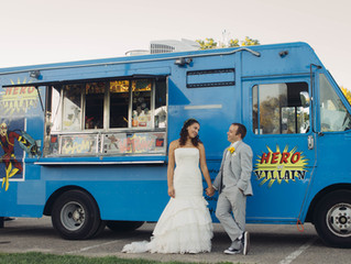 Top 5: Reason to have a Food Truck at your Wedding