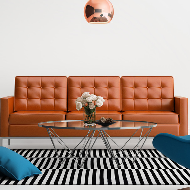 interior design soggiorno sofa_MMG