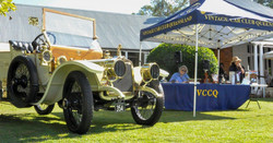 1911 Talbot at Mission Control