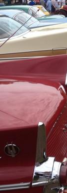 Studebaker and Packard fins