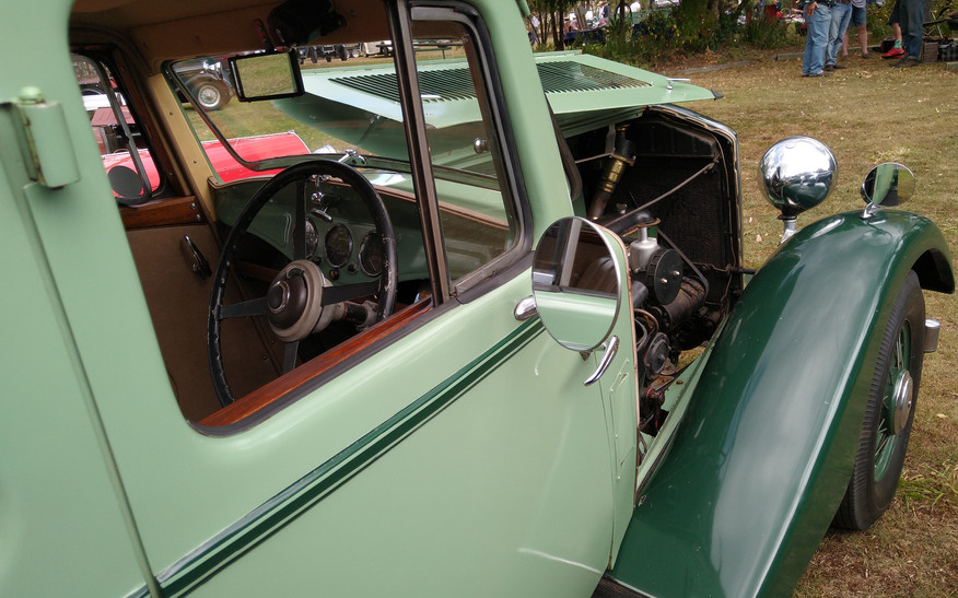 The Cooper's Wolseley Hornet Special
