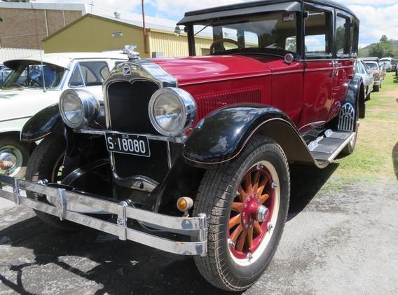1928 Buick - Allora
