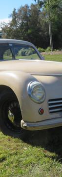 Joe  Wilson's Alfa Romeo Fleche d'Or