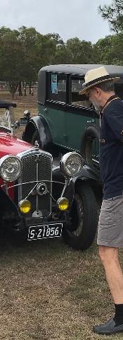 Wolseley Hornets, Hudson, Alvis