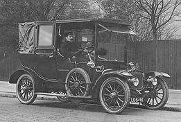 1910 Sunbeam Landaulette