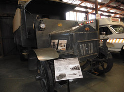 Military Albion lorry