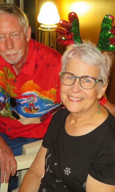 Tery & Marilyn Hurst