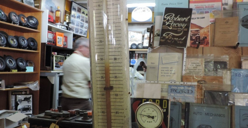 Splendid gauge for measuring - what?