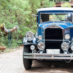 1929 Pierce-Arrow Club Sedan