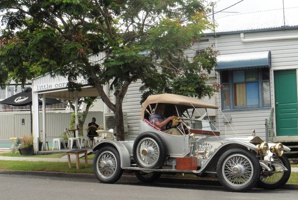 Quicksilver - 1909 Silver Ghost