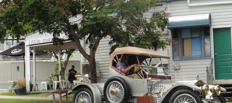 Quicksilver - 1909 Silver Ghost