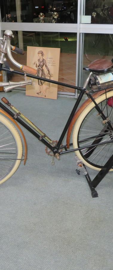 Splendide biocycle des années 1890